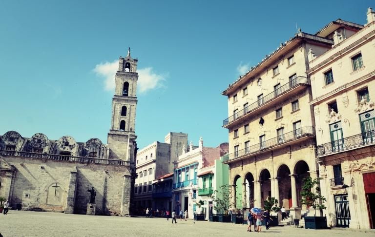 plaza zaharra